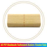 Cassa di bambù carbonizzata Handmade di vetro AC-757