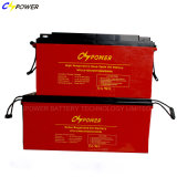 Nachladbare tiefe Schleife UPS-Gel-Batterie für mobile Ampeln 12V200ah