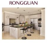 Nach Maß Form-QuarzCountertops für Küche übersteigt Eitelkeits-Oberseite-Tisch-Oberseiten