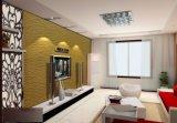 Shenzhen-Berufshersteller-dekorativer materieller dekorativer ausgeführter hölzerner Innenbildschirm