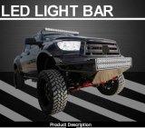 Novo produto! ! A barra de luz LED com olhos de ângulo de 8 polegada 40W Offroad Barra de luz LED Halo