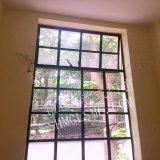 高品質鋼鉄デザイン開き窓Windows上海