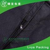 Impressão personalizada Veste roupas de qualidade à prova de cobrir prensa sacos com um bolso