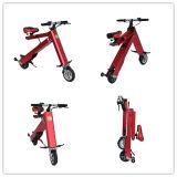 Наиболее востребованных 36V литиевая батарея 8 дюйма с небольшими колесами мини-велосипедов с электроприводом складывания