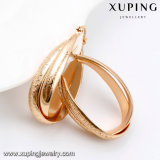 18k Gold Plated에 있는 26838 형식 Promotional Gifts Jewelry Earring Hoop