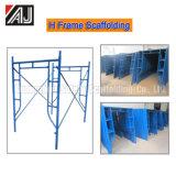 Staal een Steiger van het Frame voor Bouwconstructie, Fabrikant Guangzhou