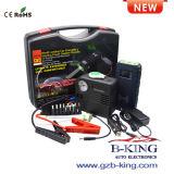 Dispositivo d'avviamento portatile rapido senza fili di salto dell'automobile della carica 13500mAh con il gonfiatore dell'aria