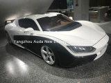 Elektrische Sportwagen van de Aandrijving van de luxe de Comfortabele