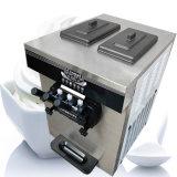 Kommerzielleseinfaches, Regenbogen-weiche Eiscreme-Maschine für Eiscreme-System zu benützen