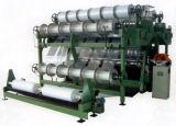 Doppeltes Nadel-Bett-Verzerrung-Strickmaschine Acryl-Faser Teppich-Maschinen-Platz-Gewebe-Strickmaschine
