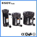 95t Rrh Industrial Doubles Acting Hollow Plunger Hydraulic Jack