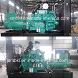 사용 Cummins 산업 1000kVA/800kw Kta38-G5 엔진 장시간 사용을%s 디젤 엔진 발전기 세트
