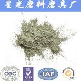 Ningxia Shizuishan 실리콘 탄화물 강옥 녹색과 검정