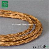De Colshine Verdraaide Kabel van de Macht van het Koord van de Macht van de Kabel van de Stof voor de Lichten van de Tegenhanger