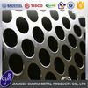 Perforado de acero inoxidable 304 de la placa de la hoja de acero