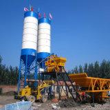 Usine de traitement en lots concrète préfabriquée fixe par Hzs50 de mélange à eau de Jinsheng