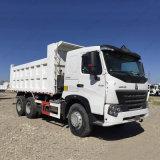 유로 III Sinotruk HOWO A7 6X4 30 톤 팁 주는 사람 덤프 트럭