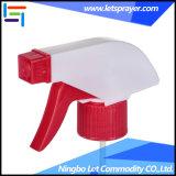 Pulverizador de Gatillo de plástico blanco de fábrica, el pulverizador de gatillo