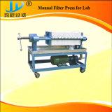 Petit filtre-presse hydraulique de compactage