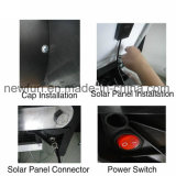 Solar Strobe LED Traffic Clignotantes Lumières Blinker Warning Light