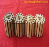 Isolador Elétrico Cordierite Aquecedor Bilros cerâmica