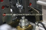 Protuberancia máquina plástica del moldeo por insuflación de aire comprimido de la botella de agua del animal doméstico de 1 litro