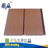 Rivestimento durevole esterno riciclabile della parete del composto WPC di 100%