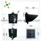 Indicatore luminoso d'avvertimento dello stroboscopio LED di traffico lampeggiante del lampeggiatore solare