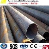 ERWによって溶接されるカーボンブラックの構造の交通機関鋼管