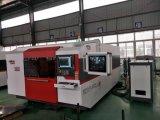 Laser-Ausschnitt-Maschine der Faser-1500W mit Ipg Lasersender für Metallblatt