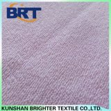 80 Cotton of 20 polyesters PUR-polarize Waterproof Breathable Terry Cloth for Bed Sheets Covers Fabric Laminated with TPU