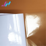 Eco 용해력이 있는 차 스티커 물자를 인쇄하는 이동할 수 있는 Tranparent 자동 접착 비닐