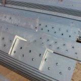 Winkel-Bohrung CNC-Tbl3635 u. Markierungs-Zeile