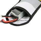 現金エンベロプのホールダーの耐火性の耐火性のシリコーン上塗を施してあるファイル袋