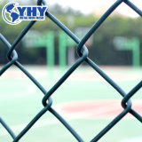 2 庭のための網のOpening PVC Coated Chain Link Fence