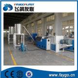 Gutes Preis 400~500kg/H Kurbelgehäuse-Belüftung, das Granulator/PVC granulierende Zeile zusammensetzt