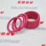 Joint circulaire rouge /O-Ring de silicium de Vmq de silicones