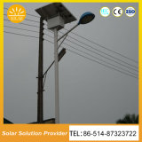 LED de Potência Plena Rua Solar com luzes de marcação RoHS certificados