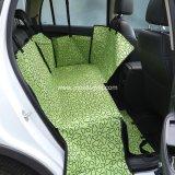 Qualitätsoxford-grüner wasserdichter Haustier-Auto-Sitzträger-Hundebeutel-Deckel