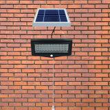 Освещение стены солнечного сада продукта света датчика стены беспроволочного солнечного напольное