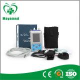My-H012A 24 supervisiones ambulativas Holter de la presión arterial de Abpm de la grabación de la hora