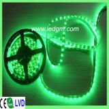 LEIDENE van Kerstmis 60LEDs/M van de disco 12V 24V 3528 het Witte Rode Groenachtig blauwe Gele Purpere Flexibele Licht van de Strook