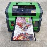 Печатная машина двигателя Murphy фокуса UV планшетная для пластмасовых контейнеров