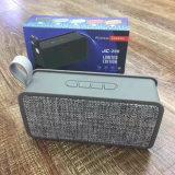 Spreker Bluetooth van de Muziek van de Dekking van de stof de Draagbare Draadloze