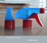 Couvercles en plastique de dessus de bouteille de pulvérisateur de déclenchement de nettoyage de boîtier