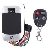 網のプラットホームおよび可動装置のAppsの追跡のオートバイ小型GPSの追跡者(tk303G)