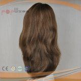 Pleine couleur de surbrillance spot de la Dentelle femmes perruque (PPG-L-01797)