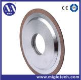 Base de metal personalizado tipo roda de corte (GW-310005)