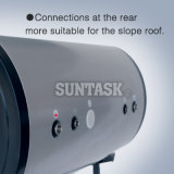 Suntask 123 Chaudière à eau chaude solaire avec SUS316L réservoir interne