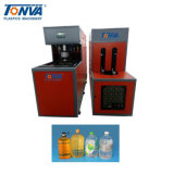 Semi-automático 6000ml de óleo alimentar comestíveis máquina de sopro de garrafas de plástico